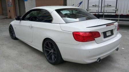 Imagens Aileron Bmw Serie 3 Cabrio Lip Spoiler BMW Serie 3 Cabrio E93