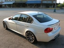 Imagens Aileron Lip Spoiler em Carbono Real tipo M3 - BMW - Serie 3 E90