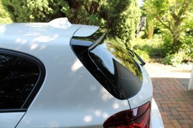 Imagens Aileron Spoiler Tecto BMW Serie 1 F20 ou F21 Look M