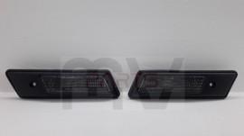 Imagens Conjunto Piscas Laterais BMW E36 Coupe, Cabrio, Sedan ou Touring 90-96 - Cristal ou Preto