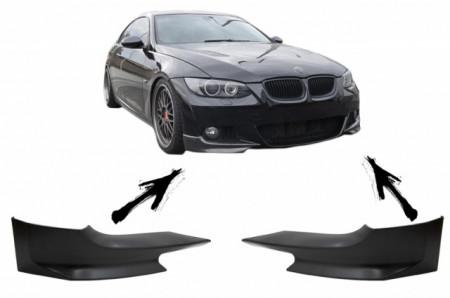 Imagens Conjunto Splitters - Lips Frontais BMW Serie 3 E92 / E93 (06-10)