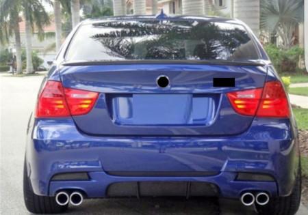 Imagens Difusor Traseiro BMW Para Serie 3 E90 E91 Performance (Carro ou Carrinha )