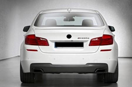 Imagens Difusor Traseiro - BMW - Para Serie 5 F10 F11 (carro ou carrinha ) Tipo 550D