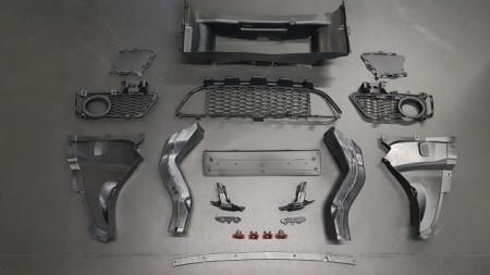Imagens Grelhas de Ventilador Bmw Serie 3 - F30