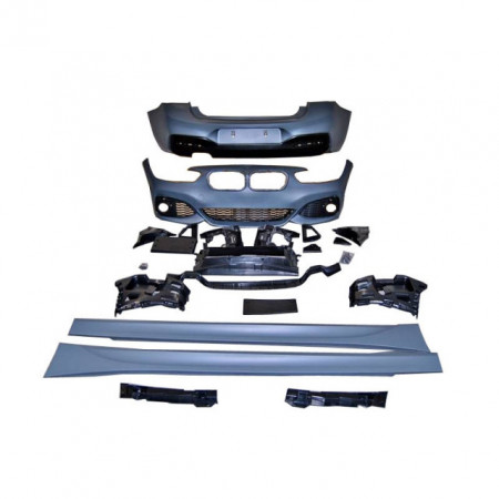 Imagens Kit M Bmw Serie 1 F20 Lci Pack M BMW Serie 1 F20 Facelift Kit M (2014- em diante)