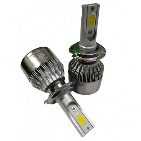 Imagens KIT Xenon em LED Lampadas H7 OU H1