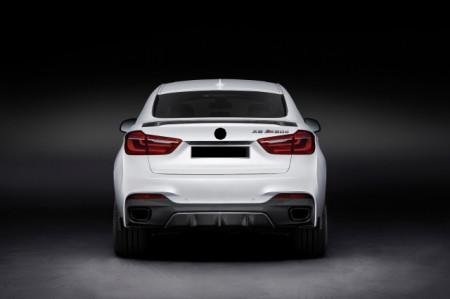 Imagens Aileron BMW M Performance BMW X6 F16 F86