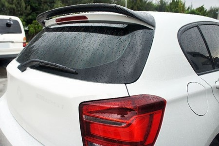 Imagens Aileron Spoiler Tecto BMW Serie 1 F20 ou F21 Look Schnitzer