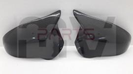 Imagens Capas Espelho BMW M4 M3 F82 F80 Carbono Carcaças Espelhos BMW M4