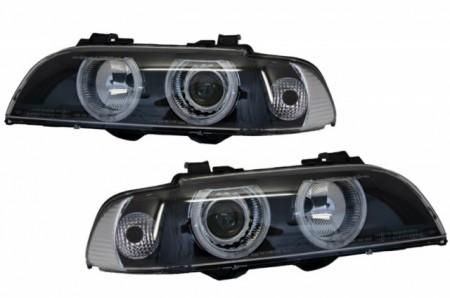 Imagens Conjunto Farois Look Xenon - BMW Serie 5 E39