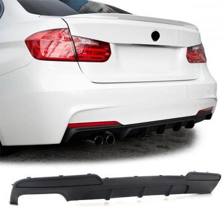 Imagens Difusor Traseiro BMW Para Serie 5 F10 F11 (carro ou carrinha ) Performance
