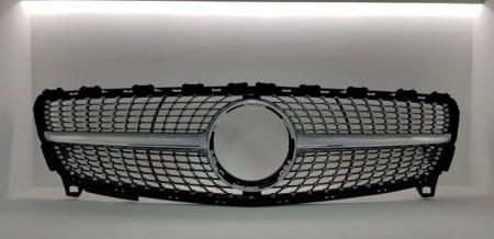 Imagens Grelha frontal MERCEDES Classe A W176 Lci Grelha Diamond W176 Facelift (2015- em diante~)