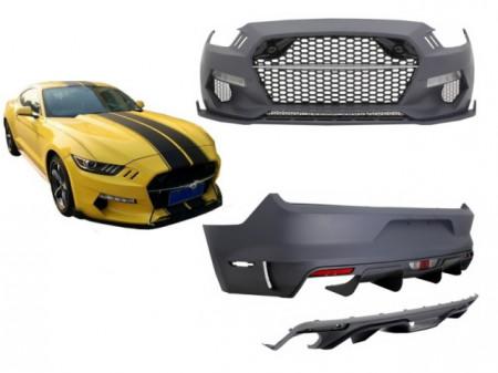 Imagens Kit Estético Ford Mustang Kit Exterior Ford Mustang Sixth Generation 2015~ LOOK 725 ROCKECT