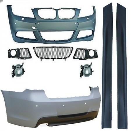 Imagens Kit M / Pack M - BMW - Serie 3 E90 2ª fase LCI (2008-2013)