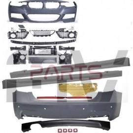 Imagens Kit M / Pack M BMW - Serie 3 F30