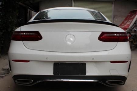 Imagens Aileron Mercedes E Coupe W238 C238 Lip MERCEDES Class E Coupe (W238 C238) Modelo 2016 em Diante PRETO BRILHANTE