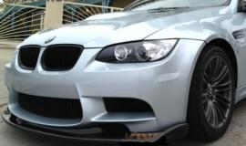 Imagens Bmw Serie 3 E 90 / E92 M3 Performance - Lip Spoiler Splitters Frontal