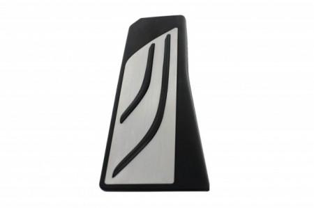 Imagens Conjunto Pedais caixa Automatico - Pedais BMW M Performance Bmw Serie 5 6 7 X3 F25 F10 F11 F07 F01 F02 F06 F12 F13
