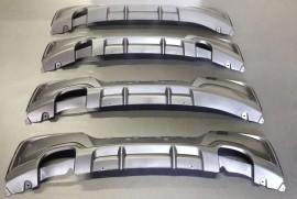Imagens Difusor Traseiro BMW Para Serie 1 F20 F21 PERFORMANCE (carro de 3 ou 5 portas) 4 MODELOS