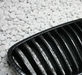 Imagens Grelhas Frontais Bmw Serie 5 GT - F07 - Pintura Carbono
