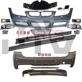 Imagens Kit M / Pack M - BMW - Serie 3 E91 (carrinha)