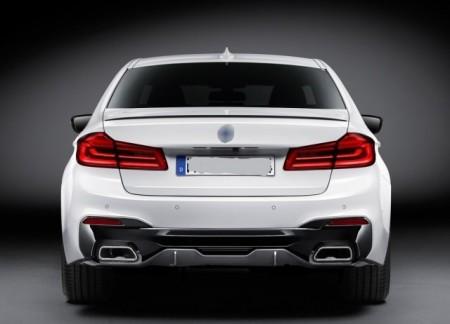 Imagens Aileron Lip BMW Serie 5 G30 Look M5 (2016 - em diante)