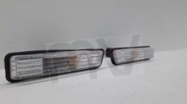 Imagens Conjunto Piscas Laterais BMW E36 Coupe, Cabrio, Sedan ou Touring 96-99 - Cristal