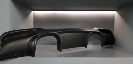 Imagens Difusor Traseiro BMW Para Serie 3 E90 M3