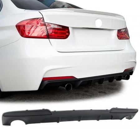Imagens Difusor Traseiro BMW Para Serie 5 F10 F11 (carro ou carrinha ) Performance Tipo 535D