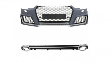 Imagens Kit Audi A4 Look Rs4 - Audi A4 B9 Rs4 ( 2016- em diante)