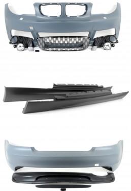 Imagens Kit M / Pack M BMW Serie 1 E82 E88 (2005-2012)