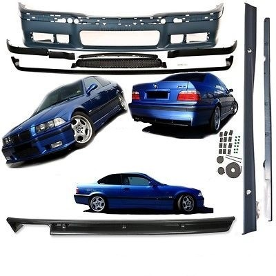 Imagens Kit M / Pack M - BMW - Serie 3 E36 Sedan (Carro)