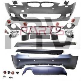 Imagens Kit M / Pack M - BMW - Serie 5 E60 Sedan (Carro)