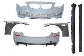 Imagens Kit M5 / Pack M5 BMW (c/ Guarda Lamas) - Serie 5 F10