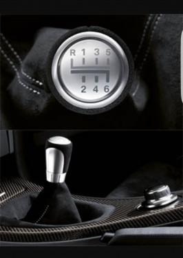 Imagens Manete Bmw Performance Caixa Manual - BMW M sport