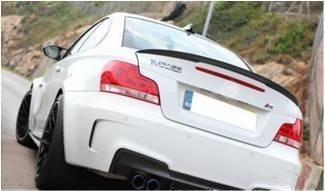 Imagens Aileron - BMW - M Performance - Serie 1 E82 / E 88