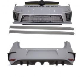 Imagens Bodykit Volkswagen Golf VII R400 Kit Exterior Vw Golf 7 R400 design
