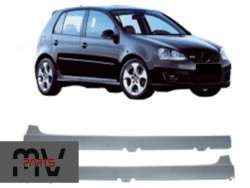 Imagens Conjunto Embaladeiras Laterais GTI - VW - Golf 5