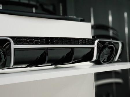 Imagens Difusor + Ponteiras Audi TT