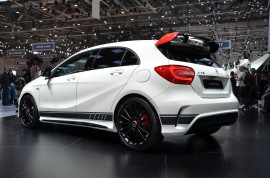 Imagens Kit A45 AMG - MERCEDES - Classe A W176 (2012- 2015)