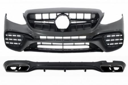 Imagens Kit E 63 AMG MERCEDES Classe E W213 (2016 - ) Black