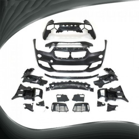 Imagens Kit M Bmw X1 F84 X1M - Pack M Bmw X1M F84 Bodykit