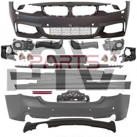 Imagens Kit M / Pack M BMW Serie 4 F32 (coupe) ou F36 (Gran Coupe)