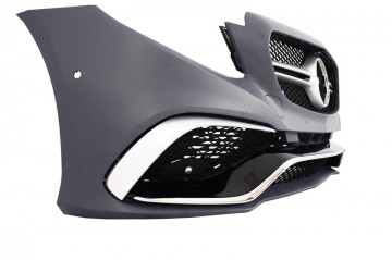 Imagens Parachoques Frontal Look E 63 AMG MERCEDES Classe E W213 (2016 - )