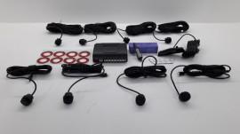 Imagens Sensores Estacionamento OEM - acabamento igual original - 8 SENSORES