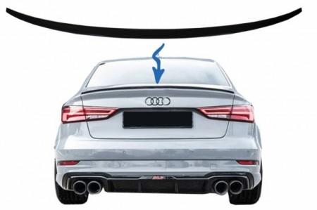Imagens Aileron Lip Spoiler Audi A3 8V Sedan (Carro) 2012 em diante