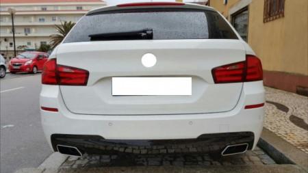 Imagens Conjunto de Difusor 550d + Ponteiras 550d BMW Serie 5 F10 F11 (carro ou carrinha ) Tipo 550D