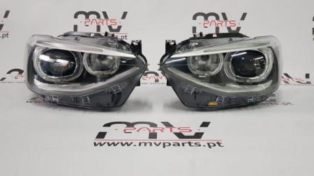 Imagens Conjunto Farois Xenon BMW Serie 1 F20 F21 LAMPADA D1S