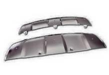Imagens Conjunto Proteções Metal BMW X6 E71