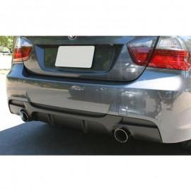Imagens Difusor Traseiro BMW Para Serie 3 E90 E91 Performance Look 335i (Carro ou Carrinha )
